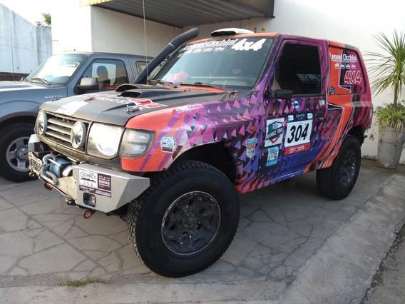 Mitsubishi Montero Dakar..motor Toyota 3.0 Tdi
