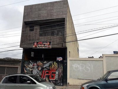 Prédio Comercial Para Locação, Cidade Líder, São Paulo. - Pr0313