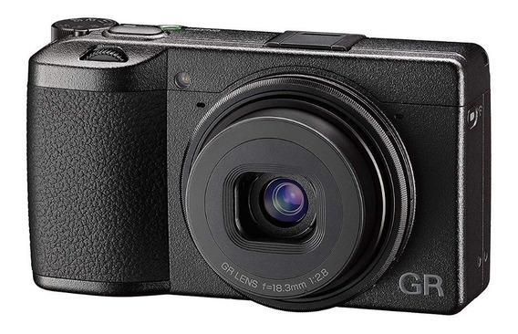 Camara Ricoh Gr Iii Digital Compact Camera 24mp A Pedido