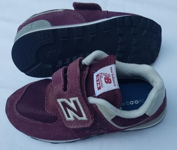 Zapatillas New Balance Miv574gb Niños T26,5 Ar Todosale
