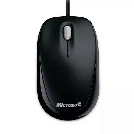 Mouse 500 Optico Compacto Com Fio Usb