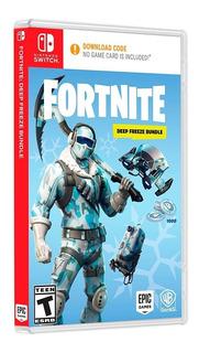 Fortnite / Deep Freeze Bundle / Nintendo Switch