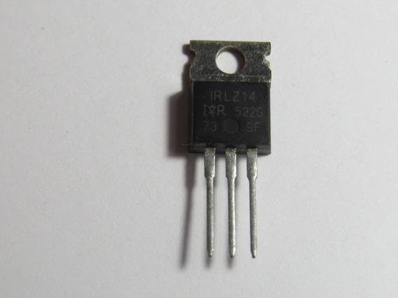 Transistor Irlz14 - Original - Kit Com 9 Peças