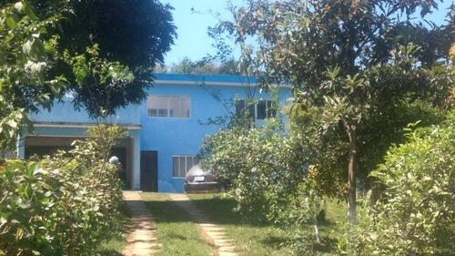 Chácara À Venda, 1500 M² Por R$ 350.000,00 - Recreio Das Palmas - Suzano/sp - Ch0016