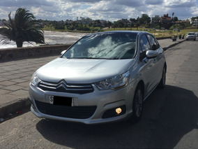 Citroën C4 1.6 Vti 120hp Seduction Plus