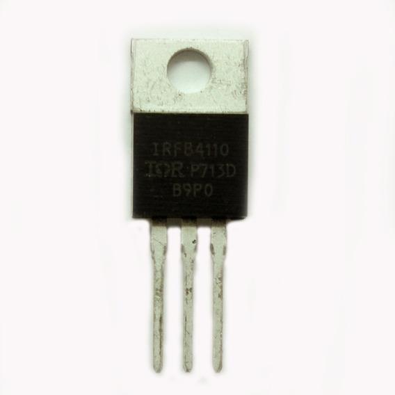 Transistor Irfb4110 Irfb 4110 Original Mosfet 100v 120a