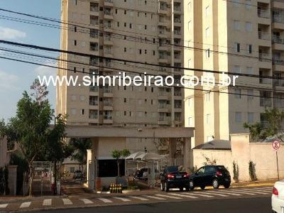 Vendo Apartamento Em Ribeirão Preto. Edifício Vida Plena. - Ap02643 - 4388322