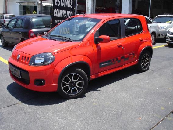 Fiat-uno Sporting 1.4 Completo 2012 Flex Impecavel