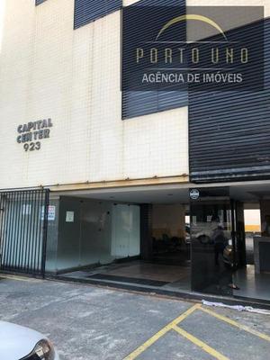 Sala Comercial Para Venda Em Salvador, Pituba, 1 Banheiro, 1 Vaga - Cm-2610