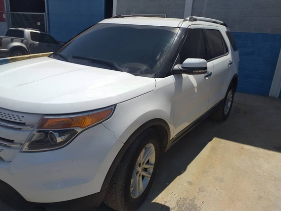 Ford Explorer 2013 Limited Xlt