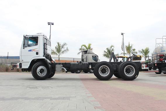 Caminhão Mb 2423 6x4 Trucado Traçado = Vm 260 270 Volvo
