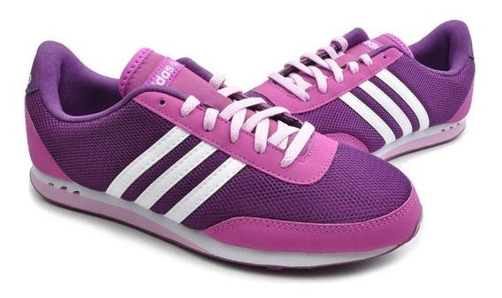 Oferta Zapatillas adidas Style Racer Urbanas Para Mujer Ndpm