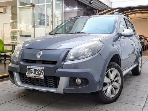 Renault Sandero Stepway Confort 1.6 2012 (mac)