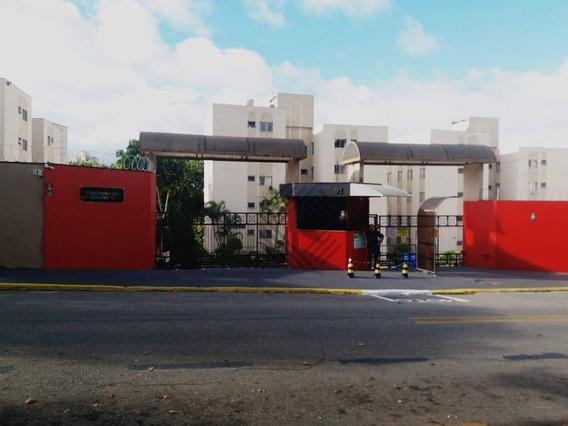 Apartamento Residencial À Venda, Condomínio Dos Passáros, Sorocaba. - Ap0661