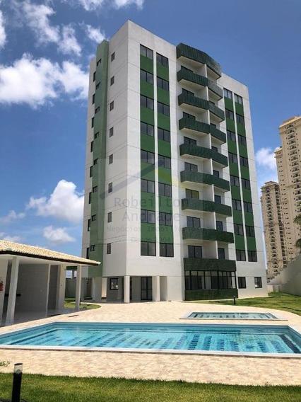 Apartamento Com 3 Dormitório(s) Localizado(a) No Bairro Candelária Em Natal / Natal - 254