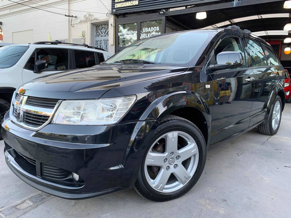 Dodge Journey 2.7 Rt Atx (3 Filas)+techo 2010