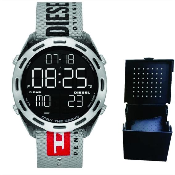 Relógio Diesel Masculino Original Garantia E Nf Dz1894/8cn
