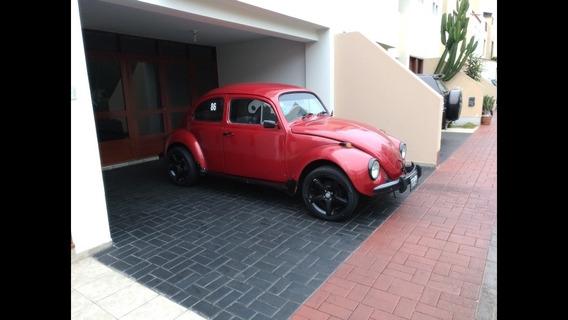 Volkswagen Escarabajo Mecánica