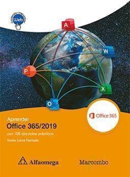 Imagen 1 de 1 de Aprender Office 365 2019 Con 100 Ejercicios Practicos