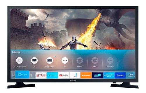 Smart Tv Led 32 Ultra Hd Sam Sung 4k Con Soporte
