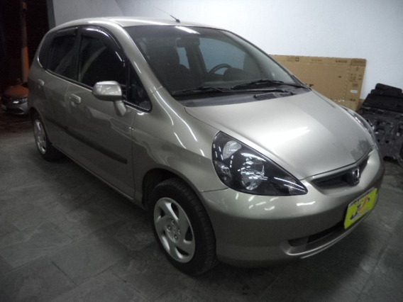 Honda Fit 1.4 Lx Aut Completo Airbags 2005 Cinza