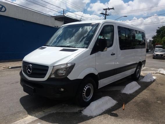 Mercedes-benz Sprinter Van 2.2 Cdi 415 Branca 2019 Nova