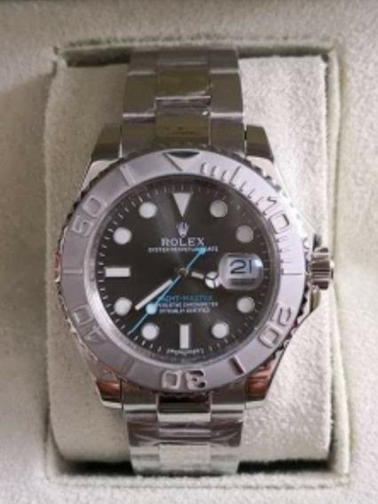 Relógio +carteira C/frete 3 Anos Garantia 12x S/juros