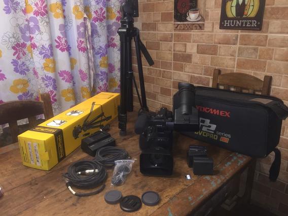 Câmera Profissional Sony Nex-ea50m Nxcam Camcorder 12.500