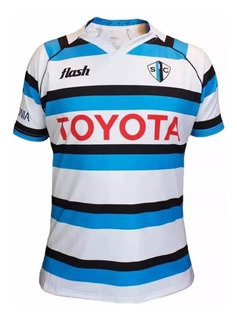 Camiseta Sic Rugby Flash Adulto Profesional Poliester Remera