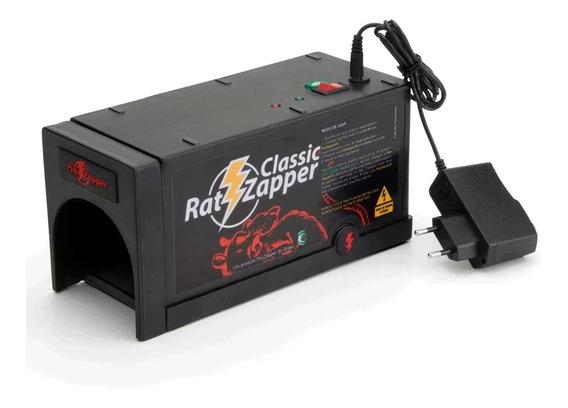 Ratoeira Elétrica Ratzapper Classic - A Original