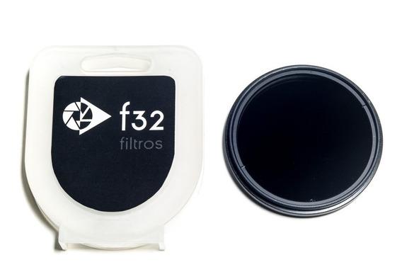 Filtro Nd Densidade Neutra Variável 58mm Nd2-400