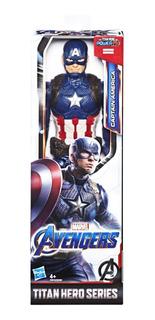 Muñecos Avengers Endgame Capitan America