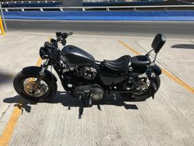 Harley Davidson Forty Eight 2014