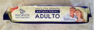 Toallitas Desinfectantes Antibacteriales Pacifica 50 Toallas