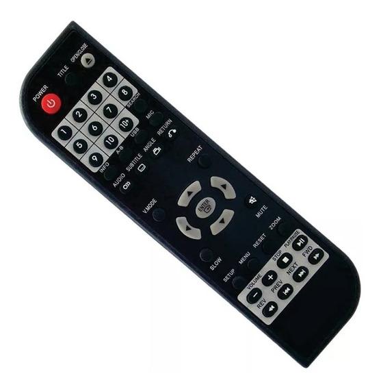 Controle Remoto Dvd Mondial D03 / D05 / D06
