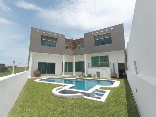 Imagen 1 de 12 de Casa Sola En Venta Playas Del Conchal