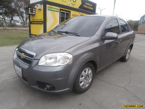 Chevrolet Aveo Sincronica Lt