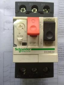 Guardamotor Shneider Eléctric Gv2me32 De 24-32a.