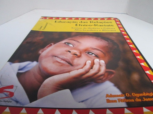 Livro Educacao Das Relaçoes Etnicos Raciais Afro R.760