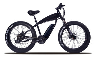 Bicicleta Eléctrica Potente 400wfrenos De Disco Novicompu