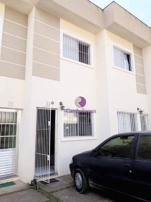 Sobrado Com 2 Dormitórios À Venda, 57 M² Por R$ 215.000 - Cidade Boa Vista - Suzano/sp - So0364