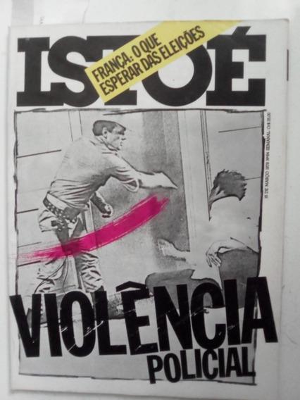 Revista Istoé 64 Violencia Barbacena São Paulo Alysson 1978