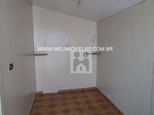 Imagem 1 de 7 de Casa Residencial À Venda, Vila Tibério, Ribeirão Preto - Ca0143. - Ca0143