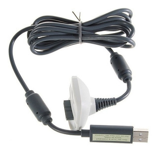 Cable Cargador Para X-box 360 Suministros Fauca