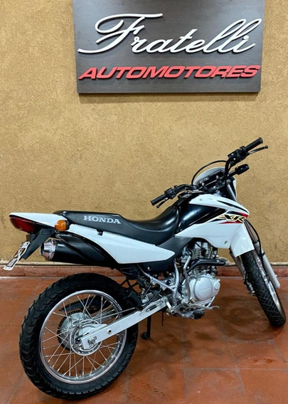 Honda Xr 125l Financio
