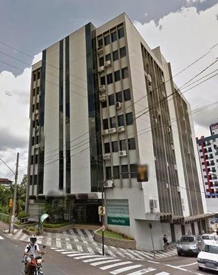 Sala Comercial Para Locação, Centro (blumenau), Blumenau. - Sa0345