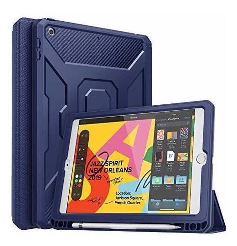 Estuche Moko Fit Nuevo iPad 7ma Generacion 10.2  2019 / iPad