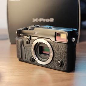 Camera Fujifilm X-pro 2 - Apenas Corpo - 12x Sem Juros