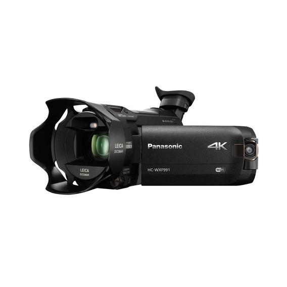 Panasonic Hc-wxf991k 4k Ultra Hd Filmadora Com Camera Dupla