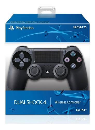 Mando Ps4 Play Station 4 Dualshock 4 V2 - Negro